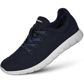 Giesswein Merino Wool Shoes Women blue